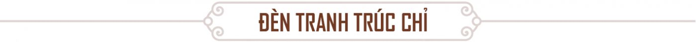 DEN TRANH TRUC CHI